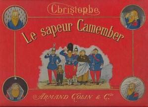ART GRAPHIQUE : La confrérie du Sapeur Camember